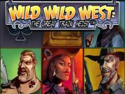 Wild Wild West the Great Train Heist
