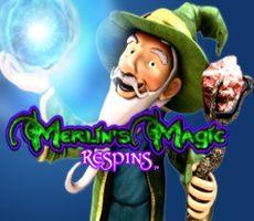 Merlins Magic Respins gokkast