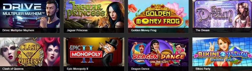 netbet nieuwe gokkasten