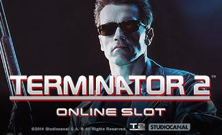 Terminator 2 videoslot