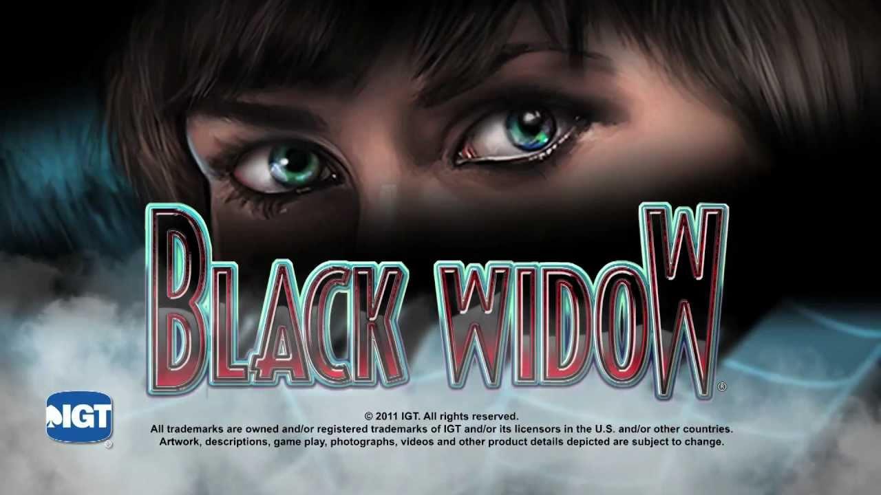 Black Widow gokkast