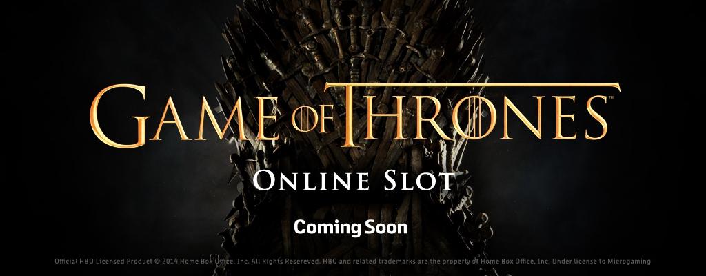 Game of Thrones videoslot