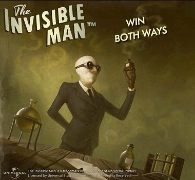 The-Invisible-Man-gokkast