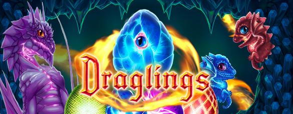 Draglings gokkast Yggdrsil
