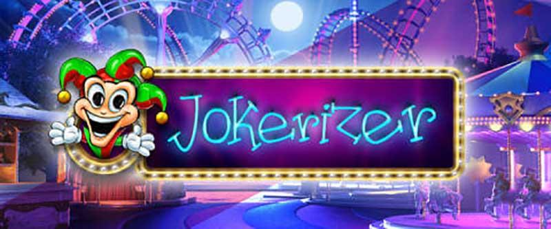 Jokerizer gokkast Yggdrasil Gaming