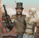 Steam Tower videoslot