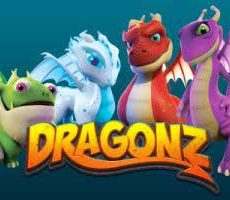 dragonz gokkast Microgaming