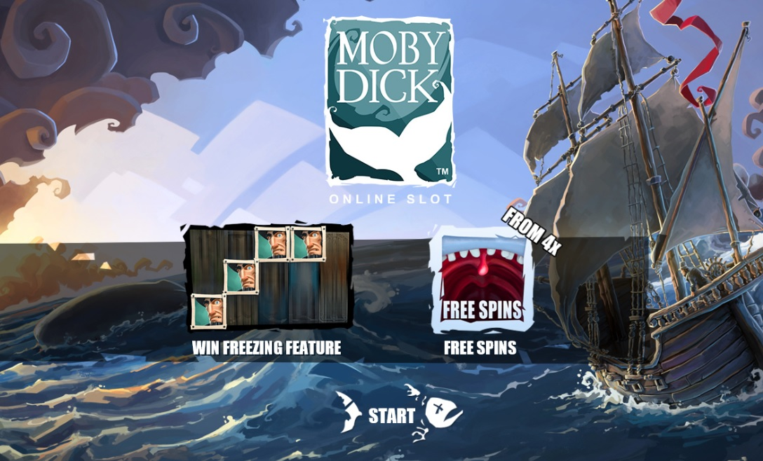 Moby Dick Microgaming