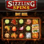 Sizzling Spins Play 'N Go