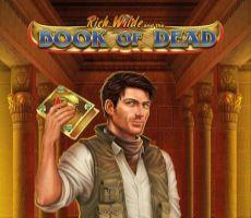 Book of Dead gokkast Play'n GO