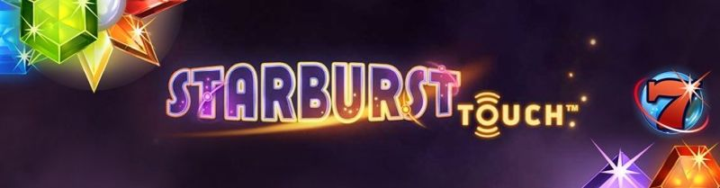 Starburst touch free spins