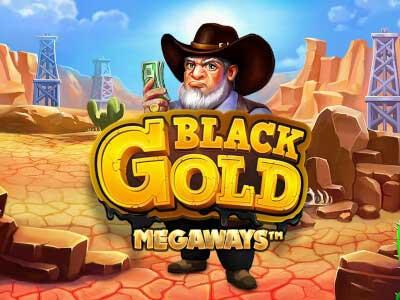Black Gold Megaways™ gokkast cowboy