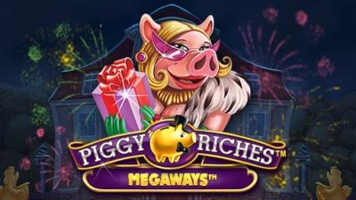 nieuwe gokkasten:Piggy Riches Megaways NetEnt