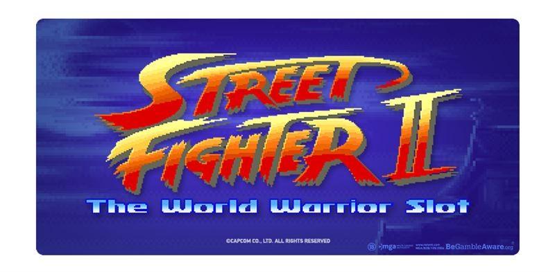 Street Fighter 2: the World Warrior gokkast