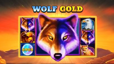 nieuwe gokkasten: Wolf Gold
