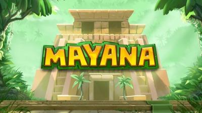 nieuwe gokkasten: Mayana