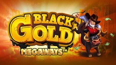 nieuwe gokkasten: Black Gold Megaways