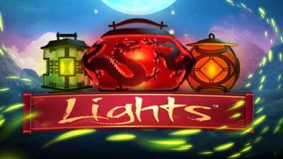 Lights videoslot NetEnt