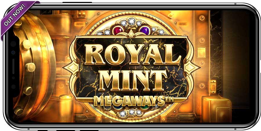 Royal Mint Megaways™ gokkast
