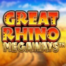 Great Rhino Megaways©