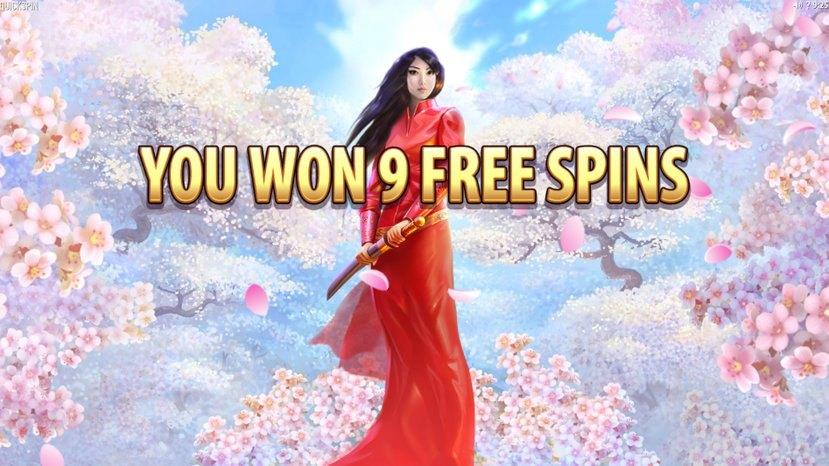 Sakura Fortune prinses