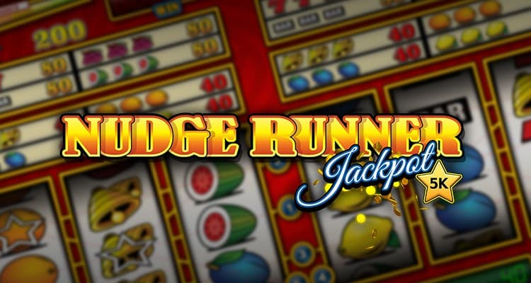Stakelogic fruitautomaten: Nudge Runner