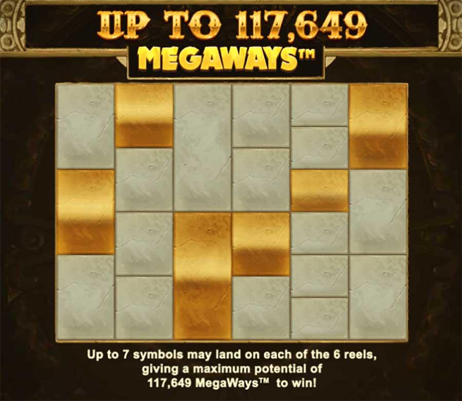 Uitleg over gokkasten: Megaways