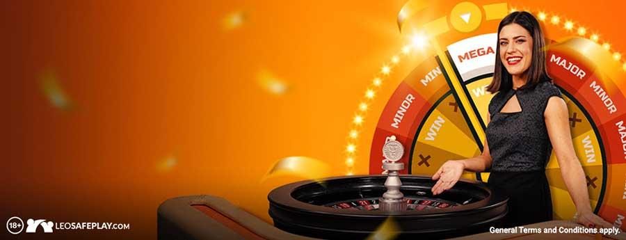 Leo Vegas roulette