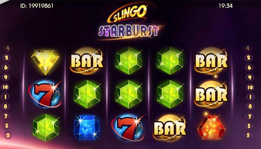 Slingo bij Polder Casino